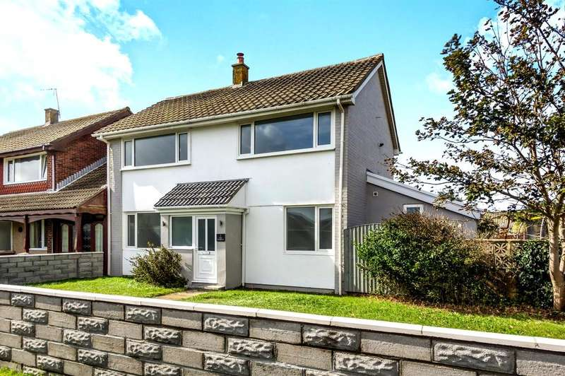 4 Bedrooms Link Detached House for sale in Shearwater Close, Porthcawl