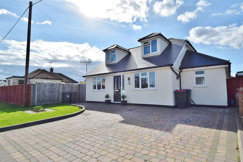 4 Bedrooms Detached House for sale in Singer Avenue, Herne Bay
