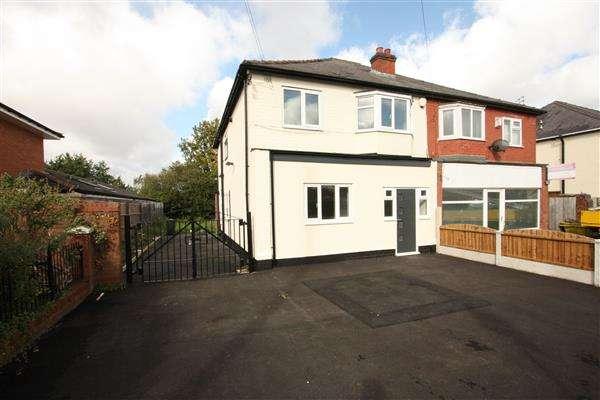 3 Bedrooms Semi Detached House for sale in Princes Road, Ellesmere Port