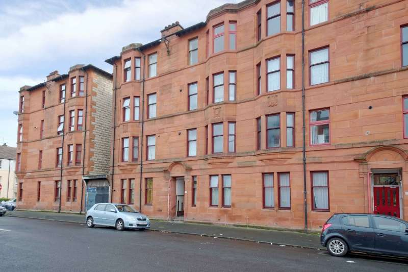 1 Bedroom Flat for sale in 96 Bankhall Street, Govanhill, Glasgow, G42 8SP