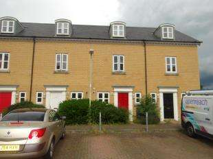 3 Bedrooms Terraced House for sale in Gilbert Way, Canterbury, Kent