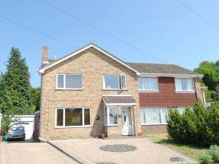 4 Bedrooms Semi Detached House for sale in Templeside, Temple Ewell, Dover, Kent