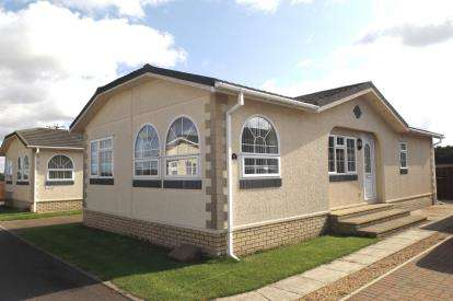 2 Bedrooms Mobile Home for sale in Fulbourn Old Drift, Cambridge, Cambridgeshire