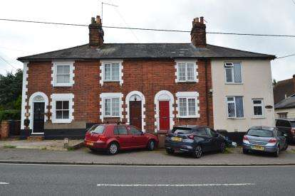 2 Bedrooms Terraced House for sale in Danbury, Chelmsford, Essex