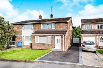 3 Bedrooms Semi Detached House for sale in Kingsway, Banbury, Oxfordshire