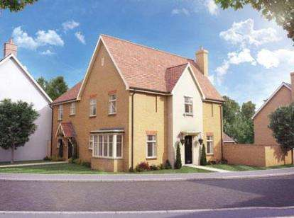 4 Bedrooms Semi Detached House for sale in Buckton Fields, Northampton