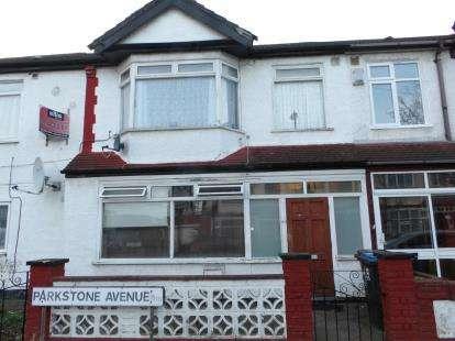 1 Bedroom Flat for sale in Parkstone Avenue, London