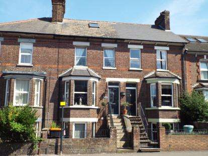 3 Bedrooms Terraced House for sale in High Street North, Dunstable, Bedfordshire, England