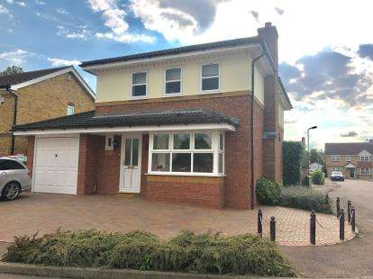 4 Bedrooms Detached House for sale in Stane Street, Baldock, Hertfordshire, England