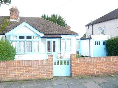2 Bedrooms Bungalow for sale in Oakfield Gardens, Greenford
