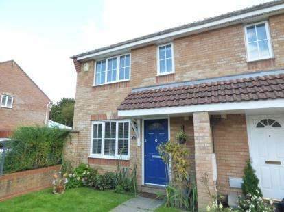 2 Bedrooms End Of Terrace House for sale in Verwood, Dorset