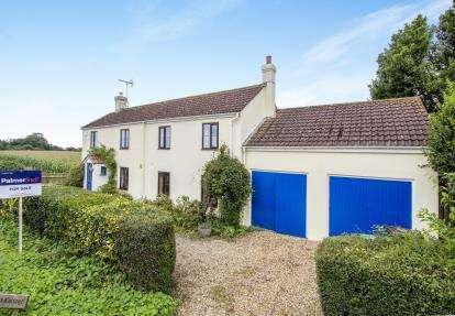 5 Bedrooms Detached House for sale in Bockhampton, Christchurch, Dorset