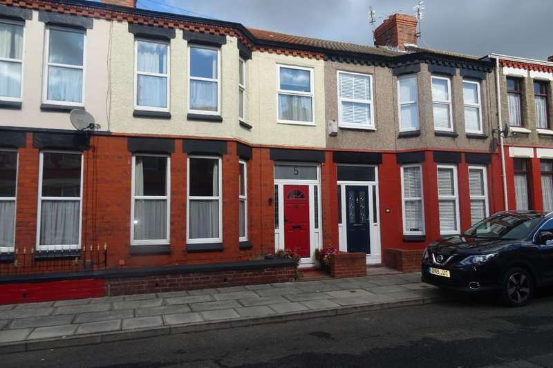 3 Bedrooms Terraced House for sale in Abergele Road Old Swan L13