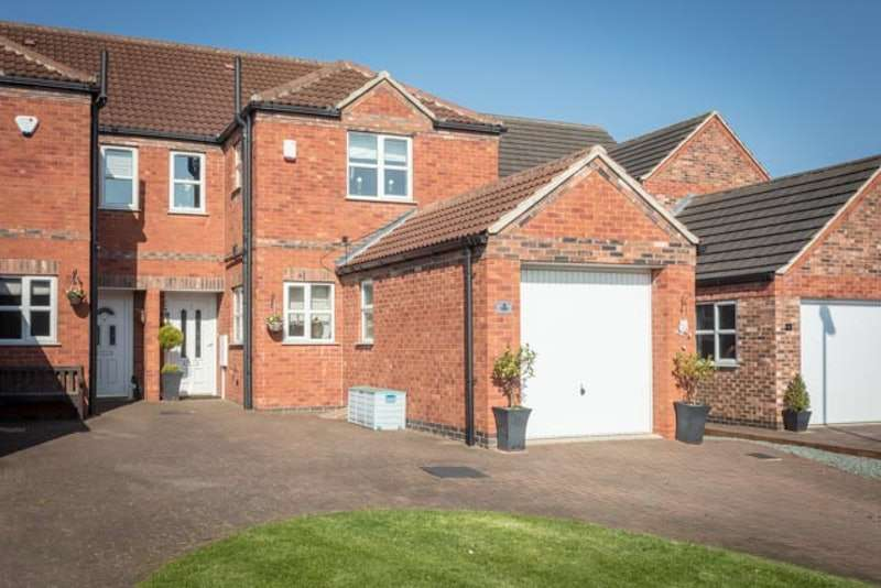 4 Bedrooms Semi Detached House for sale in Meadow Croft Gardens, Nottingham, Nottinghamshire, NG15