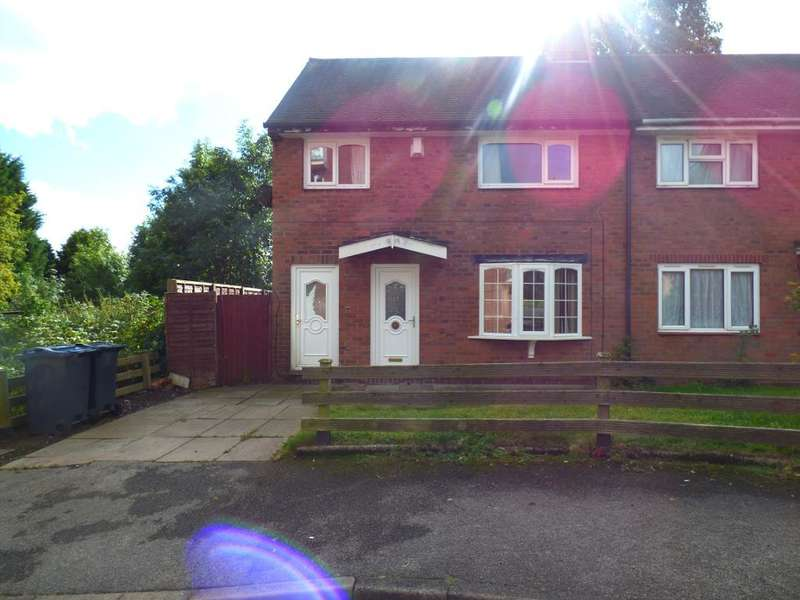 3 Bedrooms Semi Detached House for sale in Amwell Grove, Kings Heath, Birmingham, B14 5HL