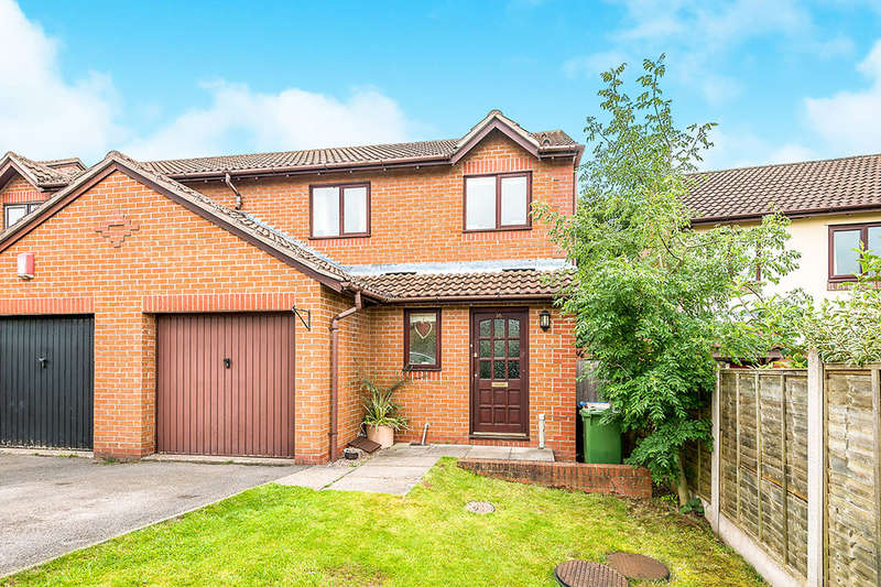 3 Bedrooms Semi Detached House for sale in Kingsland Close, Stone, ST15