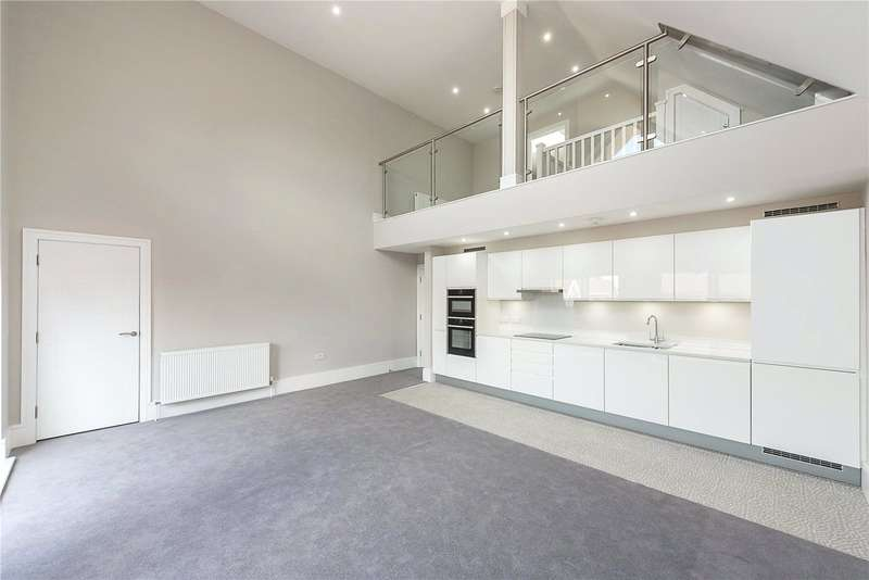 2 Bedrooms Flat for sale in 4 Stowe Apartments, Station Road, Bourne End, Buckinghamshire, SL8