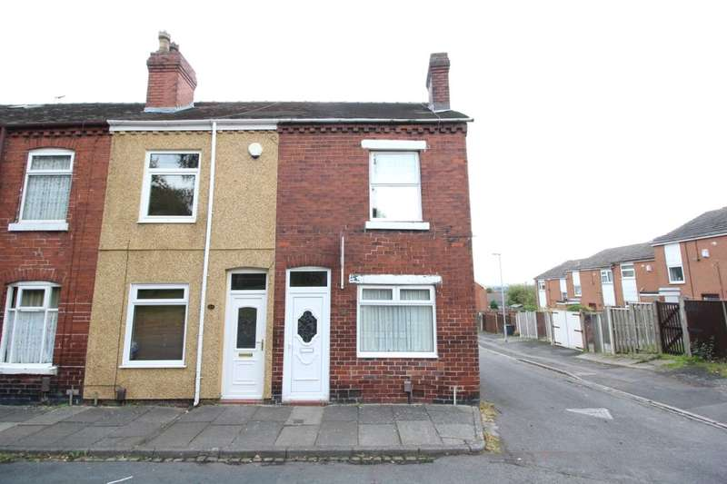 2 Bedrooms Property for sale in Jolley Street, Smallthorne, Stoke-On-Trent, ST6