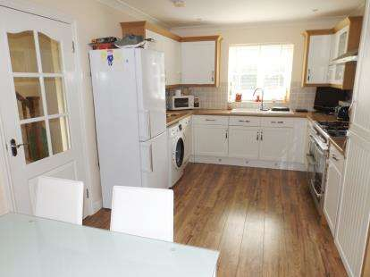 4 Bedrooms Semi Detached House for sale in Wroxall, Ventnor, Isle Of Wight