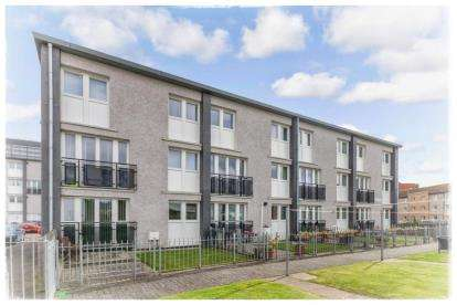 3 Bedrooms Flat for sale in Commercial Court, Glasgow