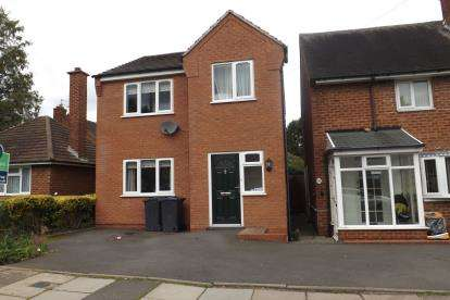 3 Bedrooms Detached House for sale in Freasley Road, Shard End, Birmingham, West Midlands