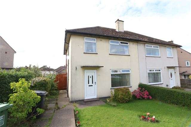 3 Bedrooms Semi Detached House for sale in Belah Road, Carlisle, CA3 9TQ