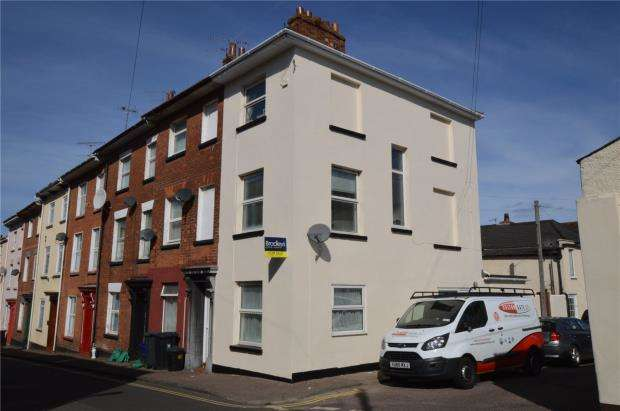 3 Bedrooms End Of Terrace House for sale in Albion Street, Exmouth, Devon