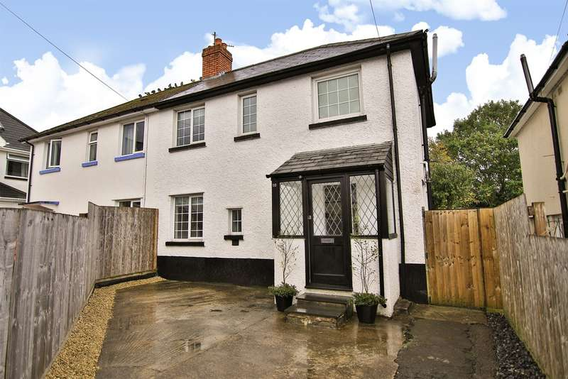 3 Bedrooms Semi Detached House for sale in Maes Y Felin, Rhiwbina, Cardiff