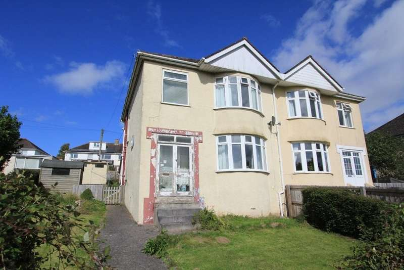 3 Bedrooms Semi Detached House for sale in Ashburton Road, Newton Abbot