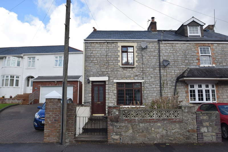2 Bedrooms End Of Terrace House for sale in 30 West Road, Bridgend, Bridgend County Borough, CF31 4HD