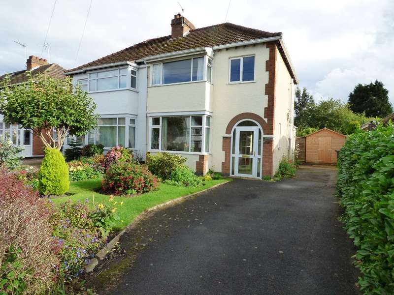 3 Bedrooms Semi Detached House for sale in Heathcote Road, Whitnash