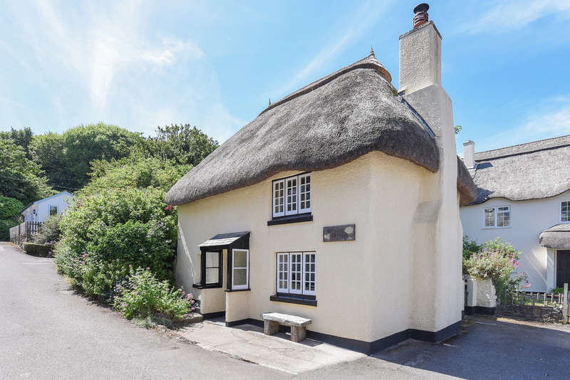 3 Bedrooms Cottage House for sale in Orchard Cottage, Hope Cove