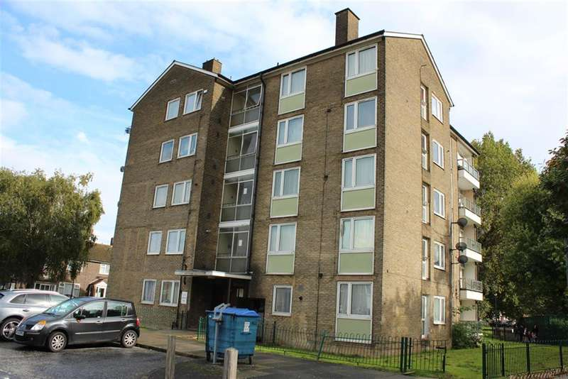 2 Bedrooms Flat for sale in Stanbrook Road, Abbey Wood, London, SE2 9XU