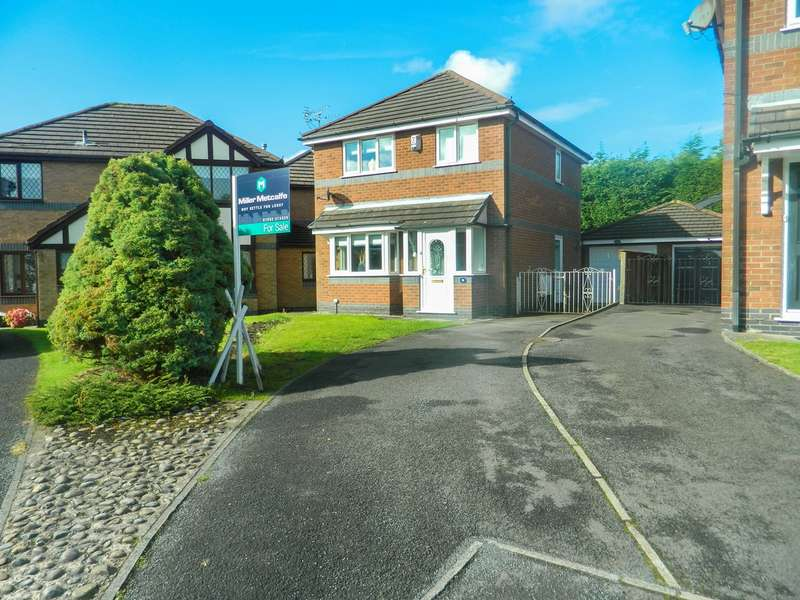 3 Bedrooms Detached House for sale in Holbeach Close, Hindley, Wigan, WN2