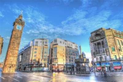 2 Bedrooms Flat for rent in Gallowgate, MERCHANT CITY
