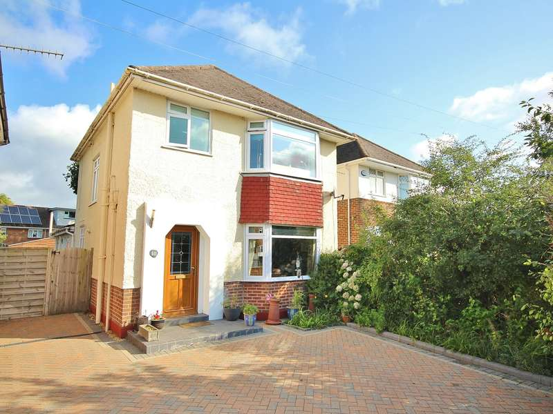 3 Bedrooms Detached House for sale in Brampton Road, Oakdale, Poole, BH15