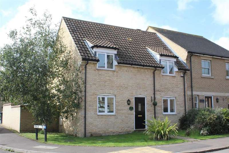 3 Bedrooms Semi Detached House for sale in Main Street, Farcet, Peterborough