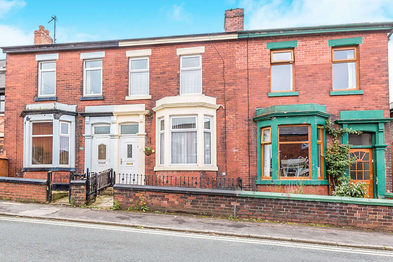 4 Bedrooms Terraced House for sale in Lyons Lane, Chorley, PR6