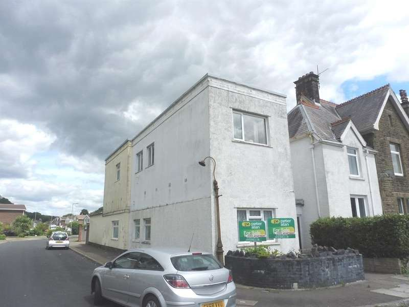 1 Bedroom Studio Flat for sale in Woodlands Park Drive, Cadoxton, Neath