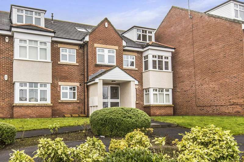 2 Bedrooms Flat for sale in The Firs, Kimblesworth, Chester Le Street, DH2