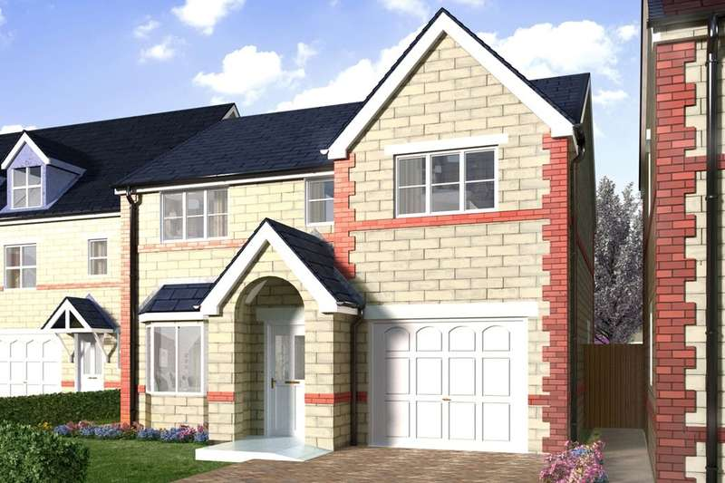 4 Bedrooms Detached House for sale in Limetrees, Pontefract, WF8