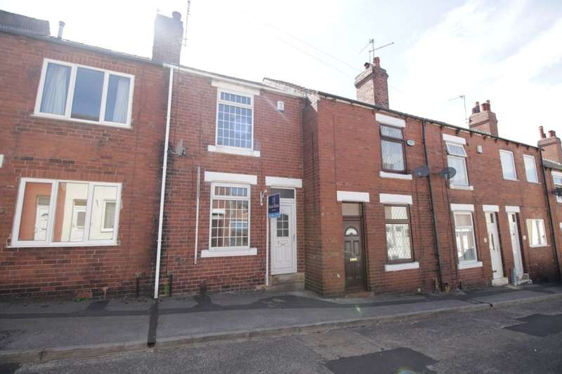 2 Bedrooms Terraced House for sale in Heald Street, Castleford, WF10