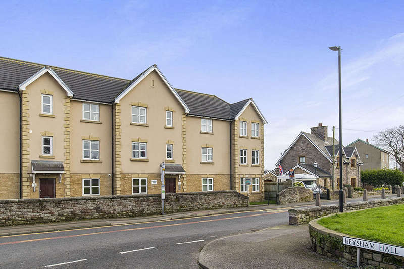 2 Bedrooms Flat for sale in Middleton Road, Heysham, Morecambe, LA3