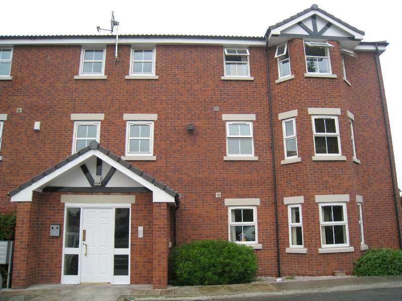 1 Bedroom Flat for sale in Charlton Court, Speke, Liverpool, L25