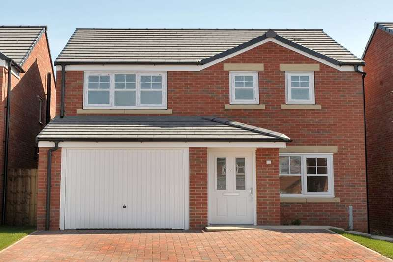 3 Bedrooms Detached House for sale in Pear Tree Gardens, Walton-Le-Dale, Preston, PR5