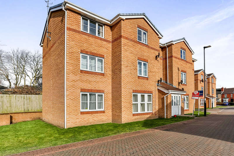 2 Bedrooms Flat for sale in Fielder Mews, Sheffield, S5
