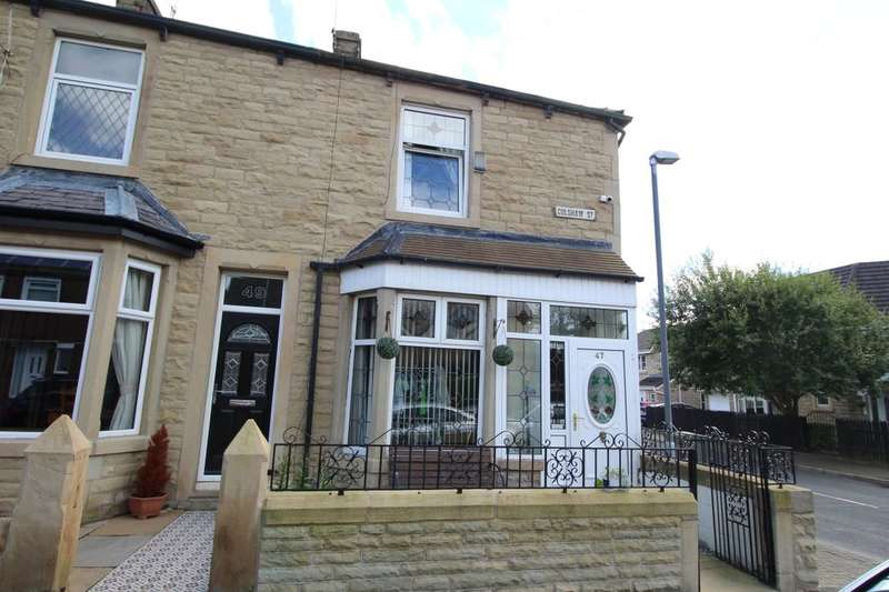 3 Bedrooms Terraced House for sale in Culshaw Street, Burnley, BB10
