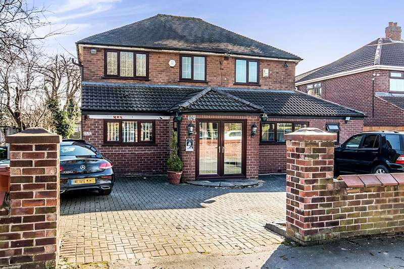 5 Bedrooms Detached House for sale in Wilbraham Road, Chorlton, Manchester, M21
