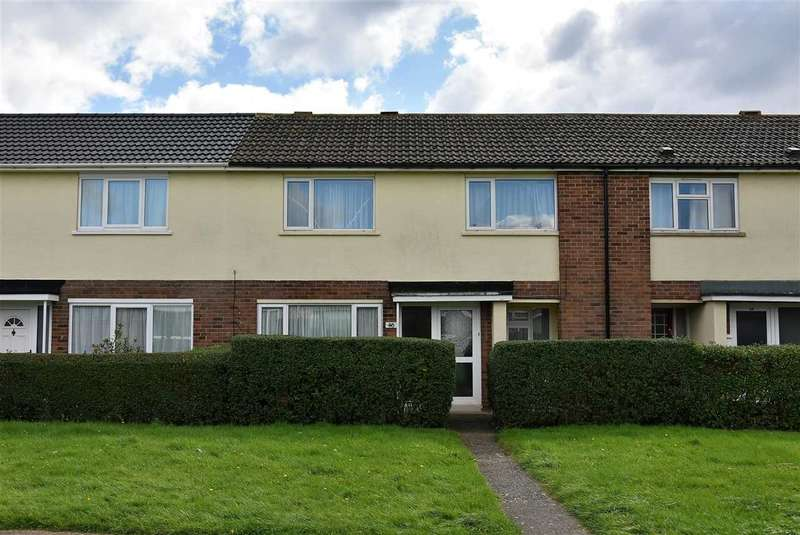 3 Bedrooms Terraced House for sale in Ruskin Avenue, Wellingborough, NN8 3EF