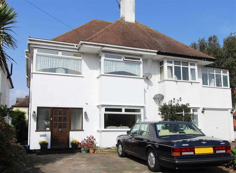 4 Bedrooms Semi Detached House for sale in Chalkwell / Westcliff Borders